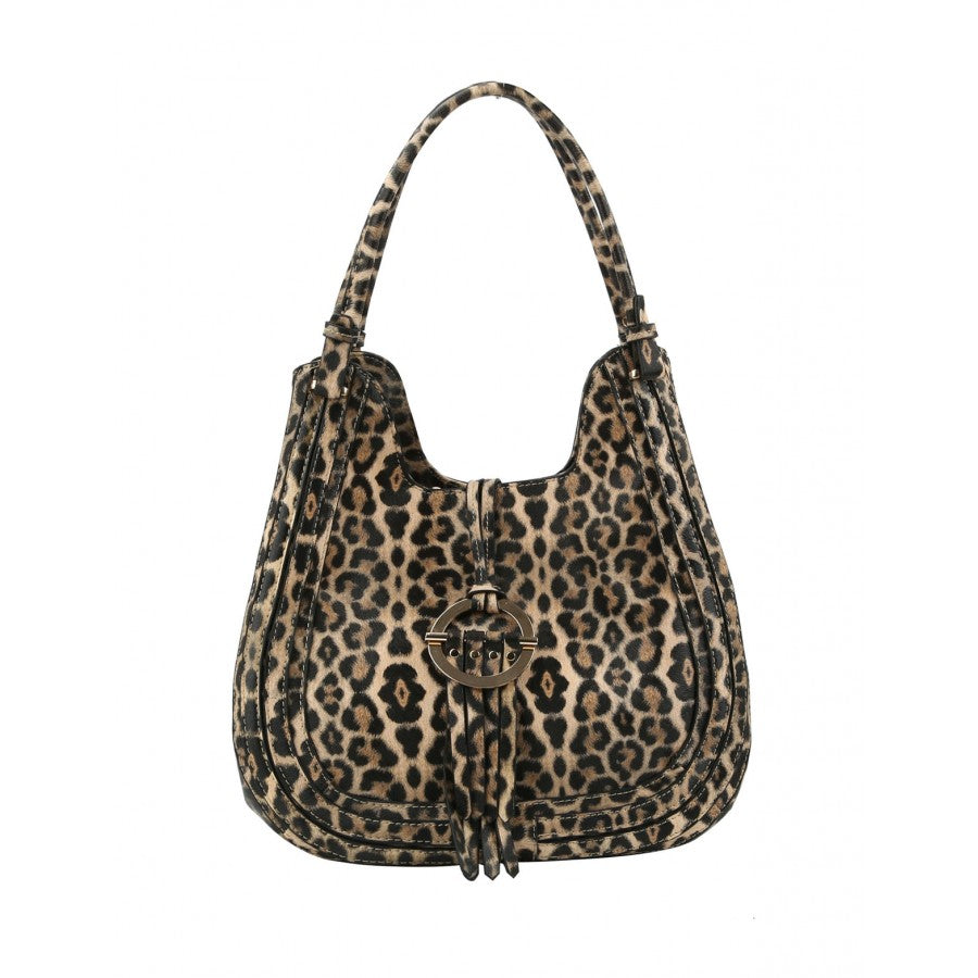 Leopard Classic Hobo Bag - CeCe Fashion Boutique