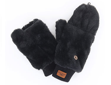 Britt's Knits Convertible Mittens (2 Colors) - CeCe Fashion Boutique