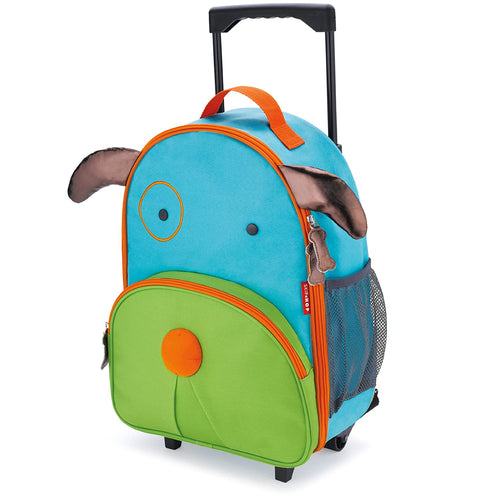 Skip Hop Zoo Kids Rolling Luggage - Dog - CeCe Fashion Boutique