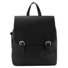 Load image into Gallery viewer, Fashion Buckle Flap Backpack (3 Colors) - CeCe Fashion Boutique