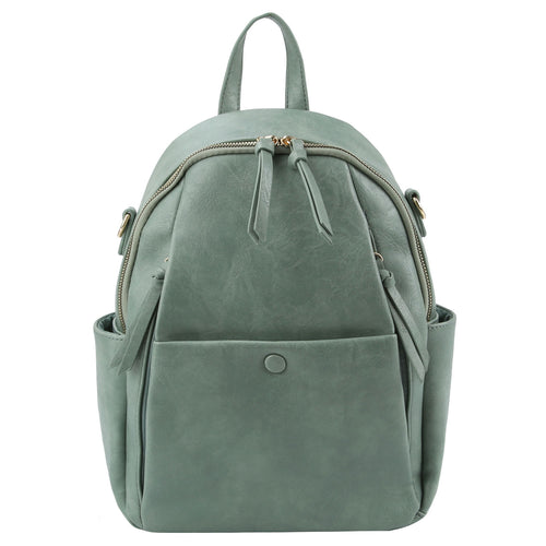 Fashion Convertible Backpack / Satchel (4 Colors) - CeCe Fashion Boutique