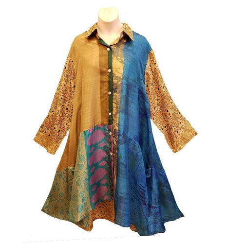 Tunic / Dress - One of a Kind - Style A6 - CeCe Fashion Boutique