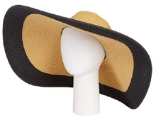 Load image into Gallery viewer, Extra Wide Brim Straw Sun Hat - CeCe Fashion Boutique