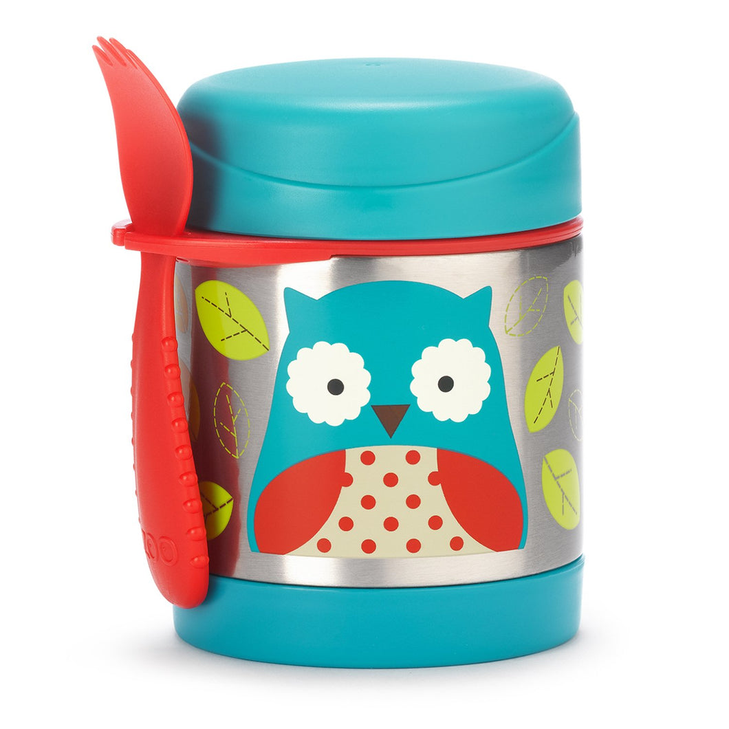 Skip Hop Kids Food Jar - Owl - CeCe Fashion Boutique