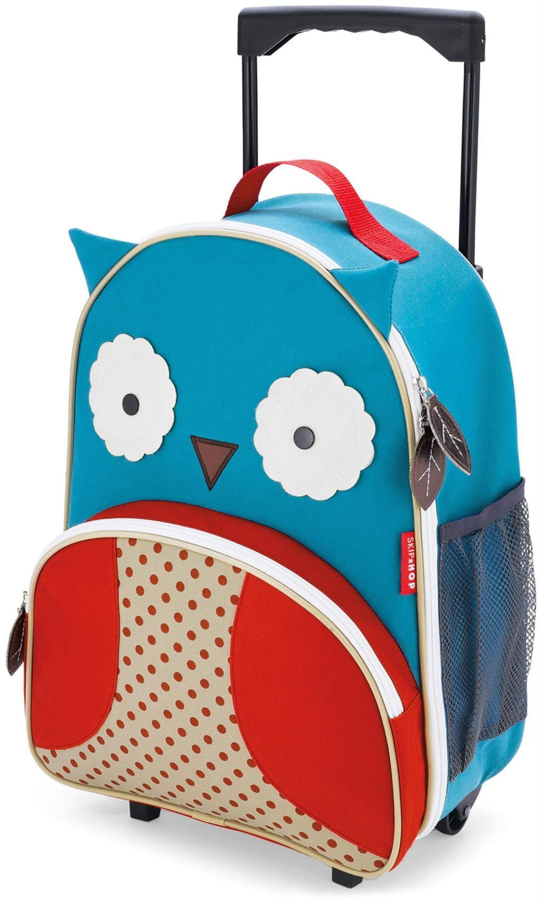 Skip Hop Zoo Kids Rolling Luggage - Owl - CeCe Fashion Boutique