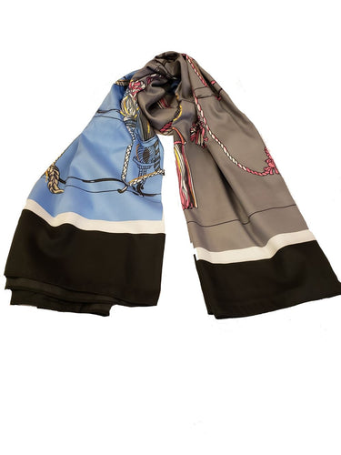 Reversible Scarf - Style B - CeCe Fashion Boutique