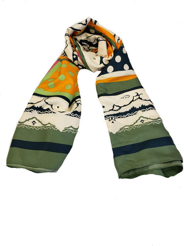Reversible Scarf - Style C - CeCe Fashion Boutique