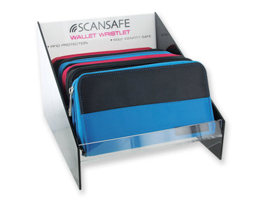 Scansafe Excursion Wallet/Wristlet (3 Colors) - CeCe Fashion Boutique