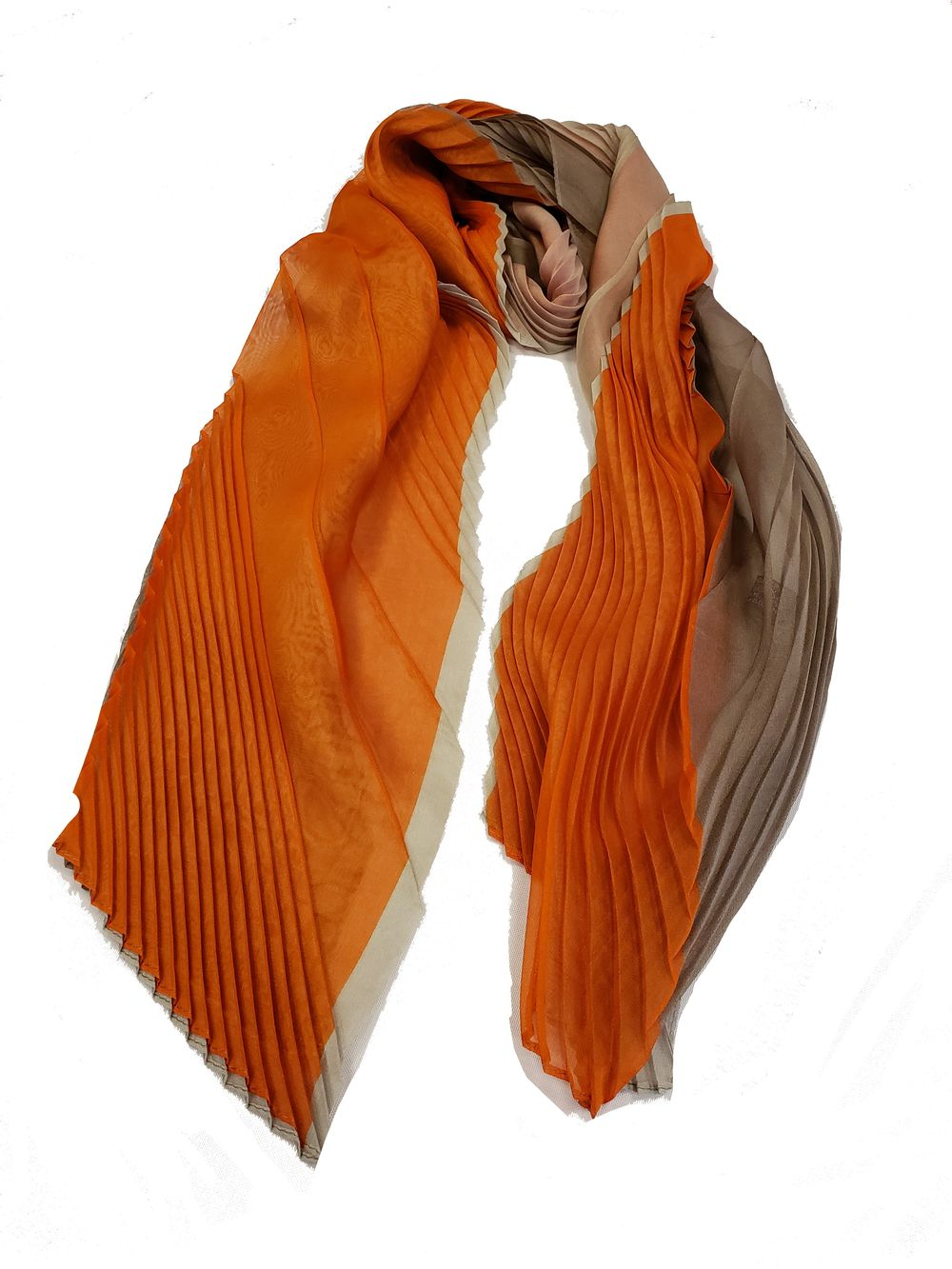 Two Tone Summer Scarf - CeCe Fashion Boutique