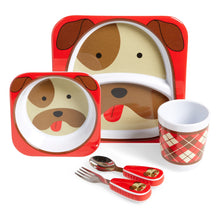 Load image into Gallery viewer, Skip Hop Bulldog Mealtime Gift Set - CeCe Fashion Boutique