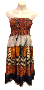 Skirt Dress - Style D - CeCe Fashion Boutique