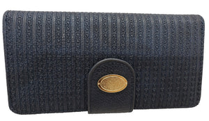 Wallet / Wrislet - Navy blue - CeCe Fashion Boutique