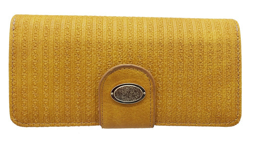 Wallet / Wrislet - Yellow - CeCe Fashion Boutique