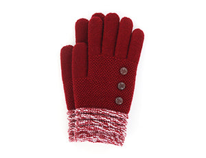Britt's Knits Stretch Knit Gloves (6 Colors) - CeCe Fashion Boutique