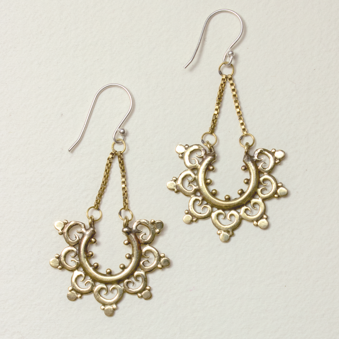 Radiant Petals Earrings
