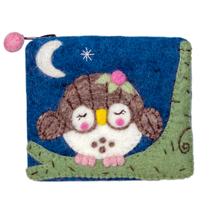 Olivia Owlet Coin Purse