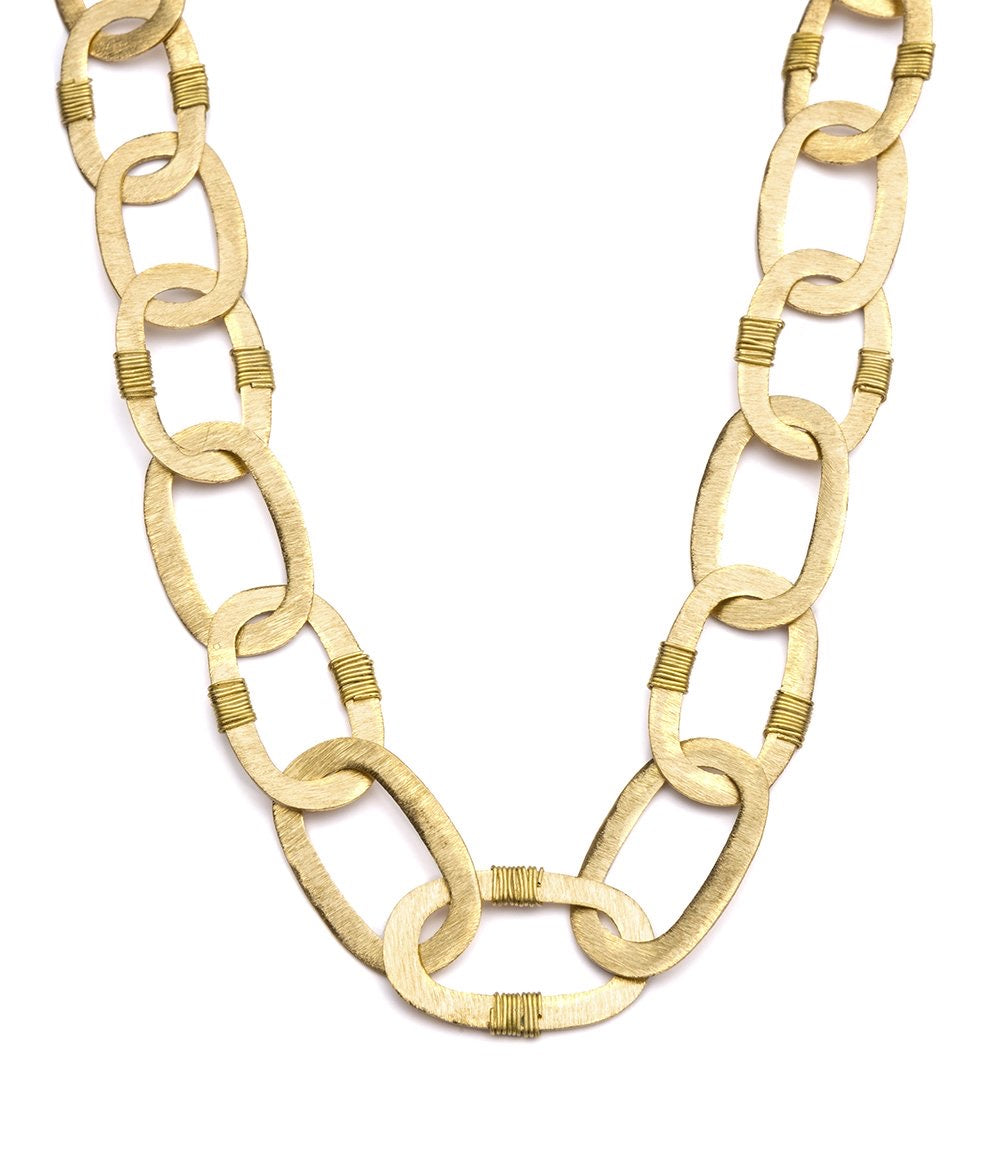 Kaia Link Necklace