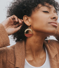Load image into Gallery viewer, Ria Desert Clay Earrings