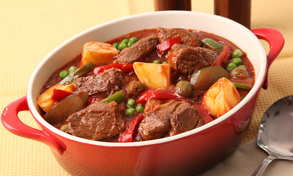 Beef Caldereta (Good for 2-3 People)