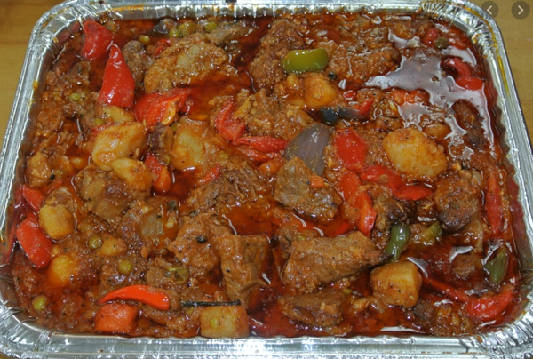 Beef Caldereta Party Tray