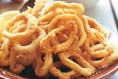 Crispy Calamari Party Tray