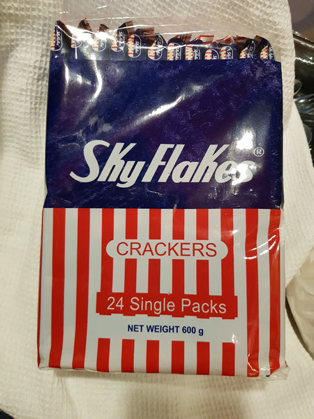 Skyflakes 600g 24 single Packs
