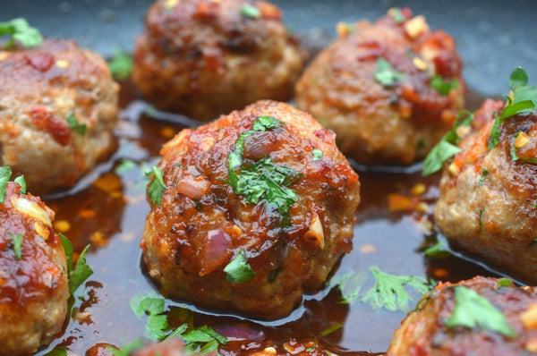 Pork Meatballs Party Tray