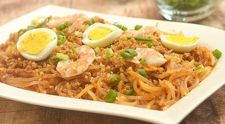 Pansit Palabok Party Tray