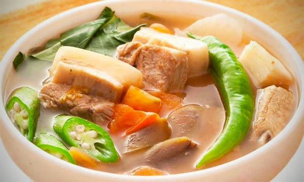 Pork Sinigang (Good for 2-3 People)