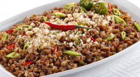 Sisig Party tray