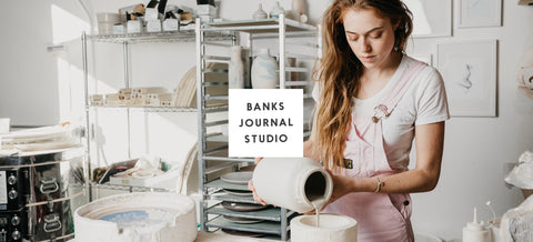 BANKS JOURNAL STUDIO