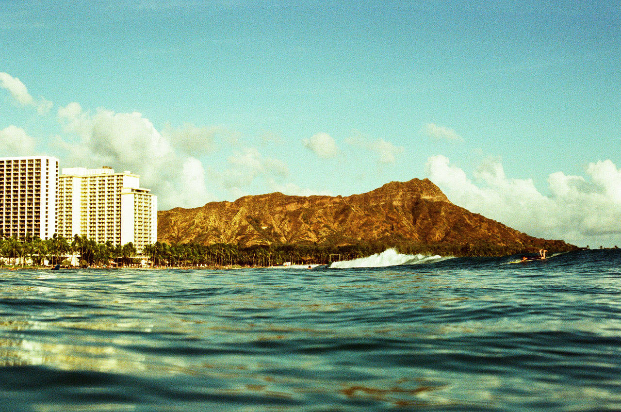 Diamond Head by Dane Peterson