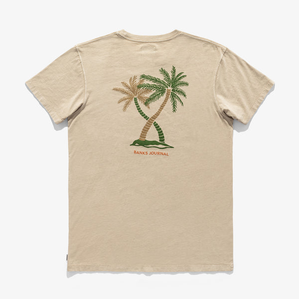 Green Haze Faded Tee Shirt Tee Shirt