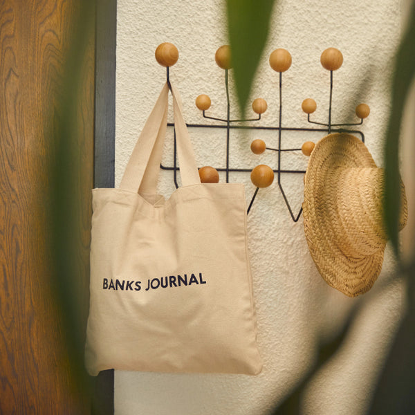 Label Tote Bag Bag