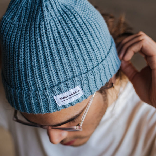 Mens Made For Beanie - BANKS JOURNAL Beanie