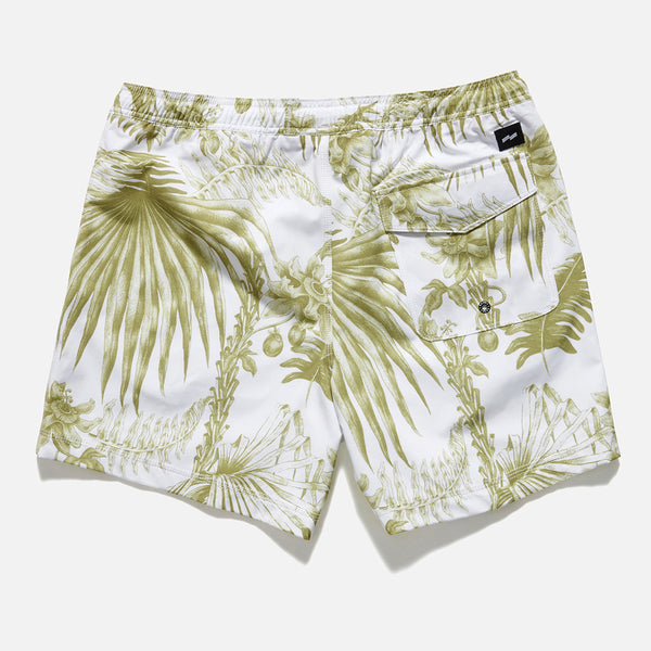 Mens Gardenia Boardshort - BANKS JOURNAL Boardshort