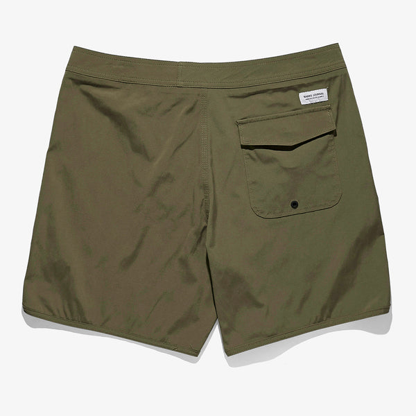 Mens Visit Boardshort - BANKS JOURNAL Boardshort