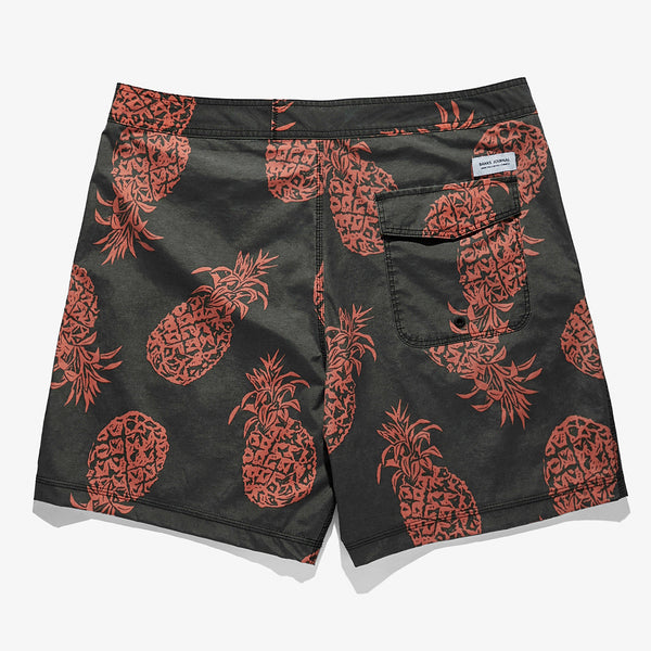 Mens Pines Boardshort - BANKS JOURNAL Boardshort