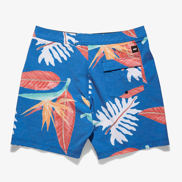 Mens Bloom Boardshort - BANKS JOURNAL Boardshort