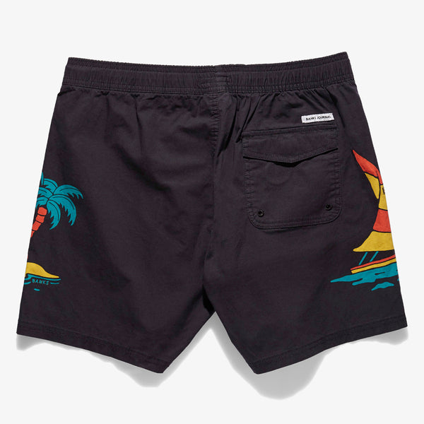 Mens Bahamas Boardshort - BANKS JOURNAL Boardshort