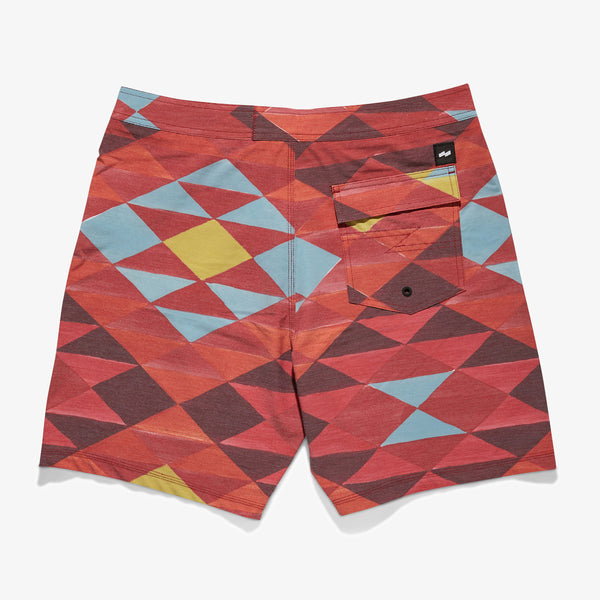 Mens Caribou Boardshort - BANKS JOURNAL Boardshort