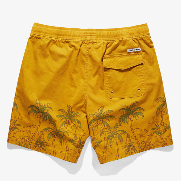 Mens Greenery Boardshort - BANKS JOURNAL Boardshort
