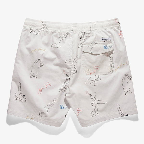 Mens Catherine Rex Boardshort - BANKS JOURNAL Boardshort