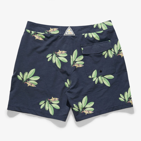 Mens PCP Sharks Boardshort - BANKS JOURNAL Boardshort