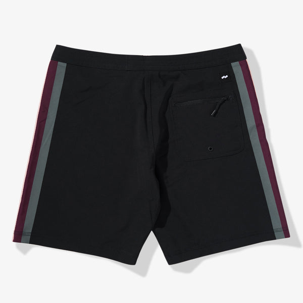 Mens Silence Boardshort - BANKS JOURNAL Boardshort