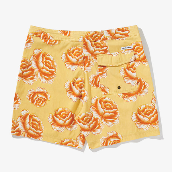 Mens Pollen Boardshort - BANKS JOURNAL Boardshort