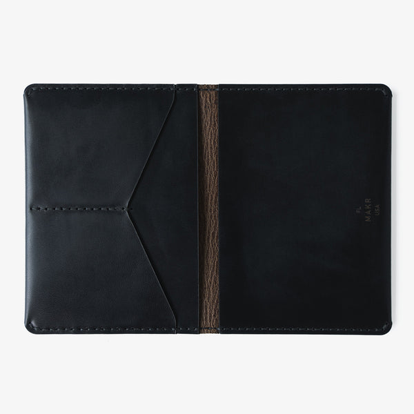 MAKR – Passport Wallet Leather Goods