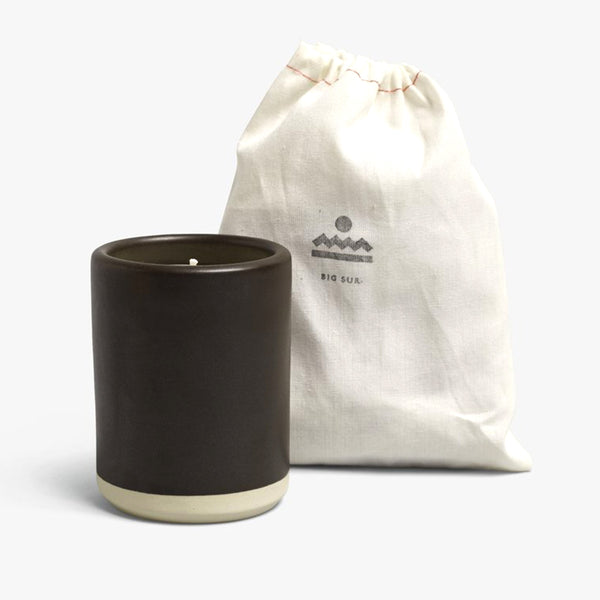 Mens Norden – Big Sur 12 oz. Ceramic Candle - BANKS JOURNAL Candle