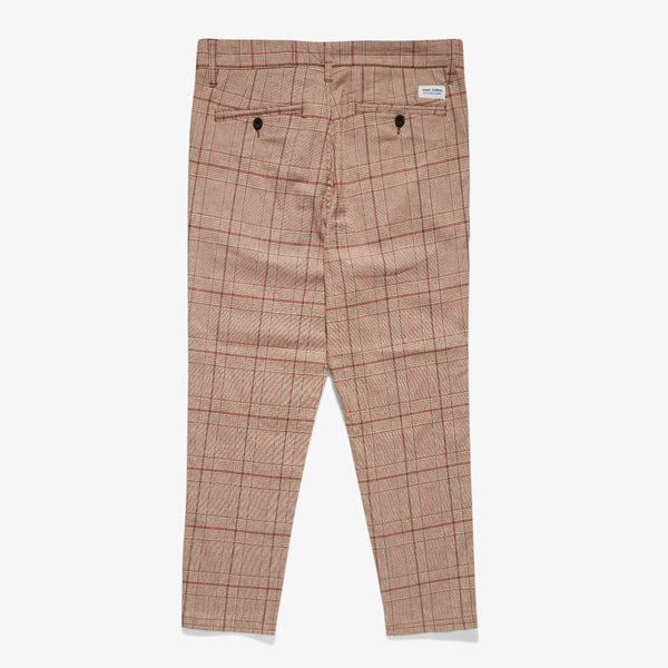 Mens Downtown Gingham Pant - BANKS JOURNAL Pant