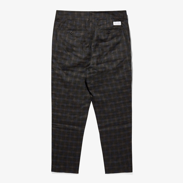 Mens Downtown Plaid Pant - BANKS JOURNAL Pant